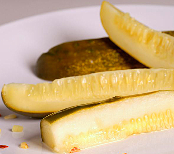 Low Sodium Dill Pickles