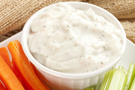 Easy Low Sodium Ranch Dressing